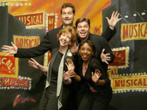 MUSICAL OF MUSICALS -- Original Cast at the York Theatre