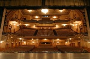 Merriam Theatre Interior