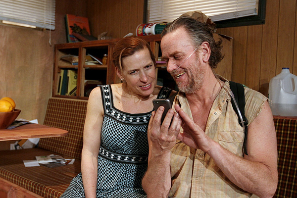 ANNPURNA Theatre Exile -- Catharine Slusar, Pearce Bunting