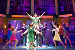 HOW TO SUCCEED Walnut Street Theatre