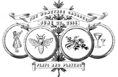 HoneyBee Cabaret 2014 Banner