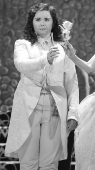 Tara Erraught as Octavian