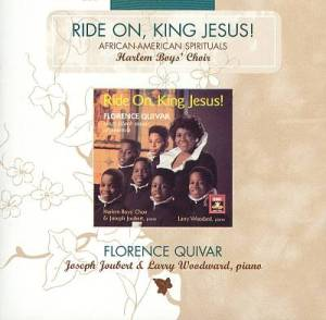 Ride On King Jesus (Florence Quivar -- EMI CD)