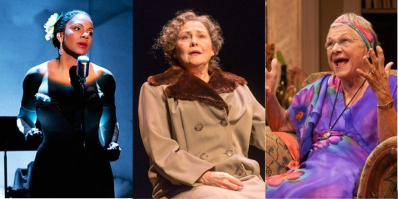 Incomparable: Audra McDonald, Cherry Jones, Estelle Parsons
