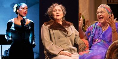 Incomparable: Audra McDonald, Cherry Jones, Estelle Parsons