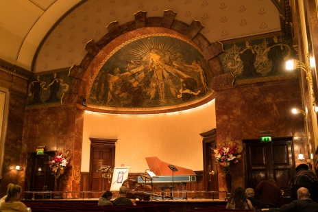 Wigmore Hall, 12 December 2014 (photo by Simon Roberts)