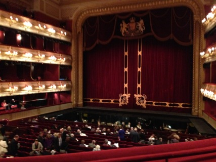 Royal Opera House, Covent Garden (Photo by David Fox)
