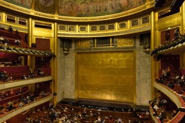 Theatre des Champs-Elysees (Photo by Simon Roberts)