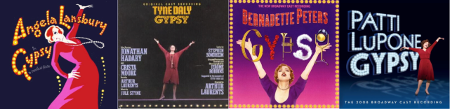 Rose's Turns -- Angela Lansbury, Tyne Daly, Bernadette Peters, Patti LuPone