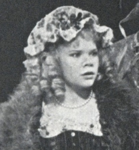 Danielle Ferland as Little Red in Into the Woods