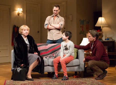 Mothers and Sons at Philadelphia Theatre Company (photo by Mark Garvin)