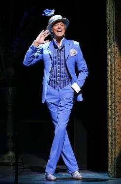 Tommy Tune in Lady, Be Good! at Encores