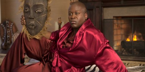 More is less: Tituss Burgess in Unbreakable Kimmy Schmidt