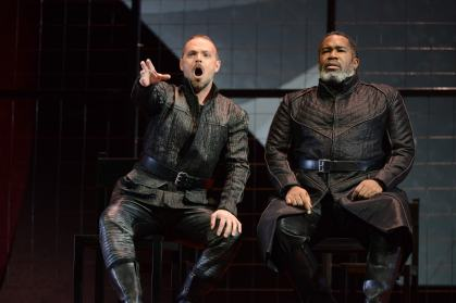 Troy Cook and Eric Owens in Don Carlo (Opera Philadelphia)
