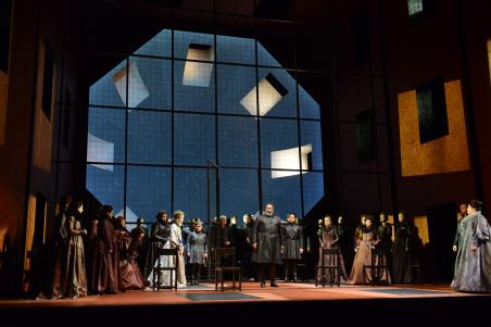 Eric Owns and Company in Don Carlo (Opera Philadelphia)