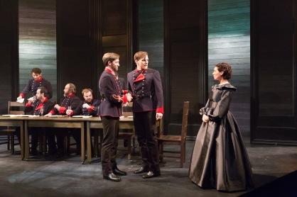 Excellent ensemble -- Passion at the Arden Theatre