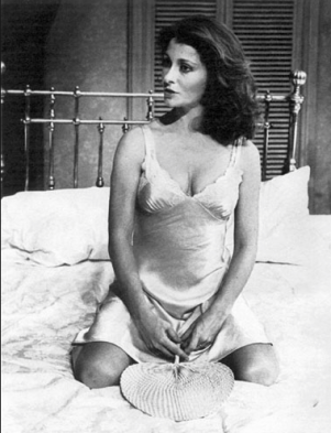 Elizabeth Ashley in Cat on a Hot Tin Roof
