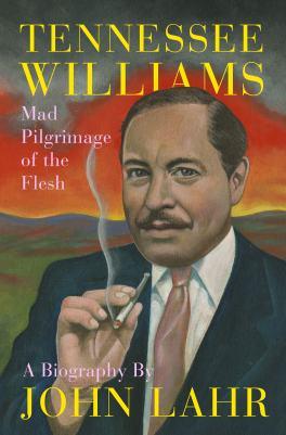 John Lahr MAD PILGRIMAGE cover