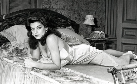 Kirstie Alley as Maggie in Cat on a Hot Tin Roof