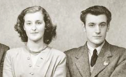 Olwyn and Ted Hughes