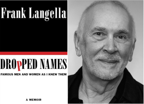 Frank Langella Dropped Names for RS