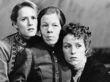 Mary Stuart Masterson, Linda Hunt, Frances McDormand -- peas in a pod?