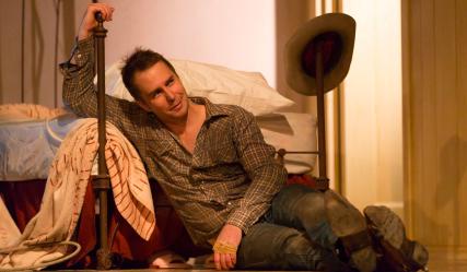 Sam Rockwell in Fool for Love (Manhattan Theatre Club)