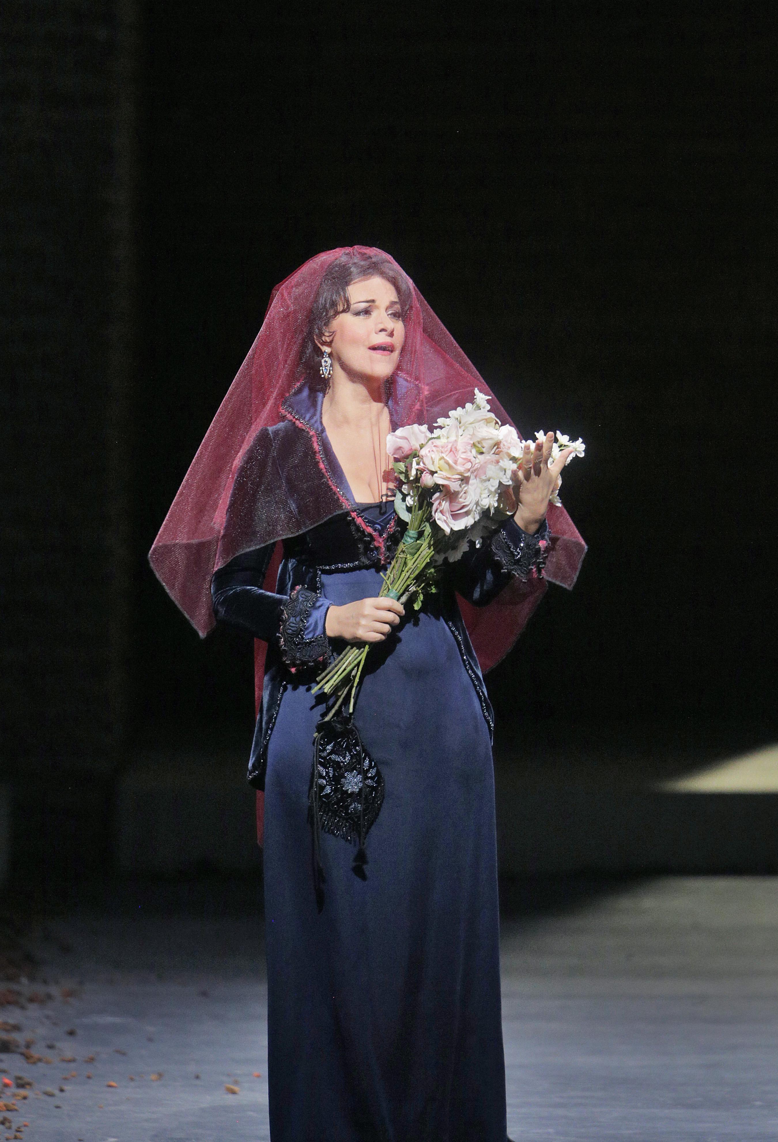 Tosca With Angela Gheorghiu Metropolitan Opera 29