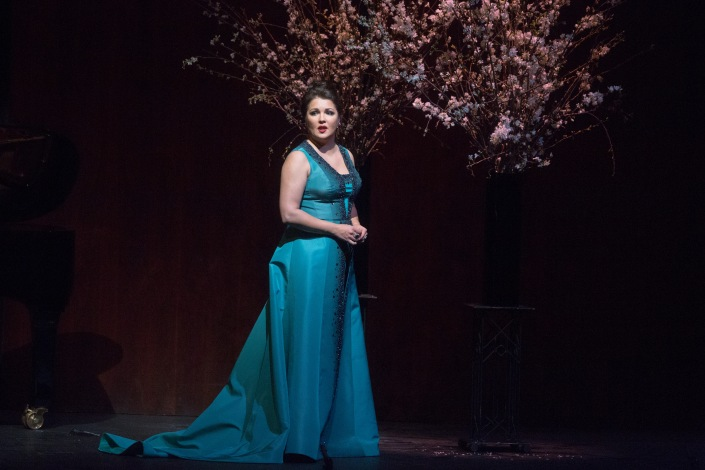 MUSIC REVIEW: At the Met, Anna Netrebko Reinvents the Recital ...