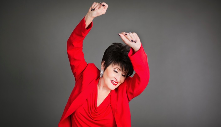 CHITA RIVERA (red) 1 PHOTO BY LAURA MARIE DUNCAN 2