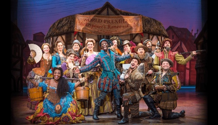 SOMETHING ROTTEN (JEREMY DANIEL)