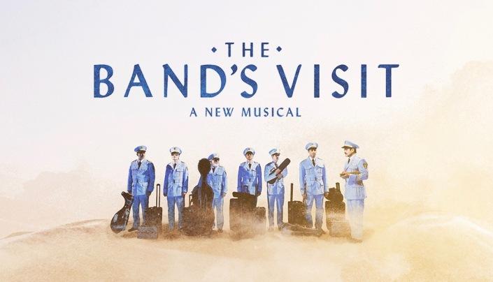 BAND VISIT Poster Image