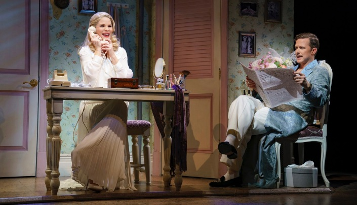 0198r_Kelli O'Hara and Will Chase in KISS ME, KATE, Photo by Joan Marcus 2019 2